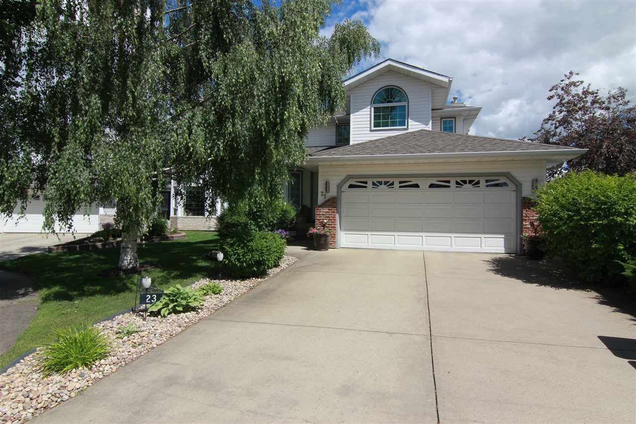 23 Emerson Place, St. Albert, AB T8N 5X3