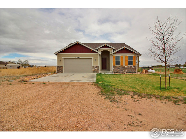 42080 County Road 31, Pierce, CO 80650