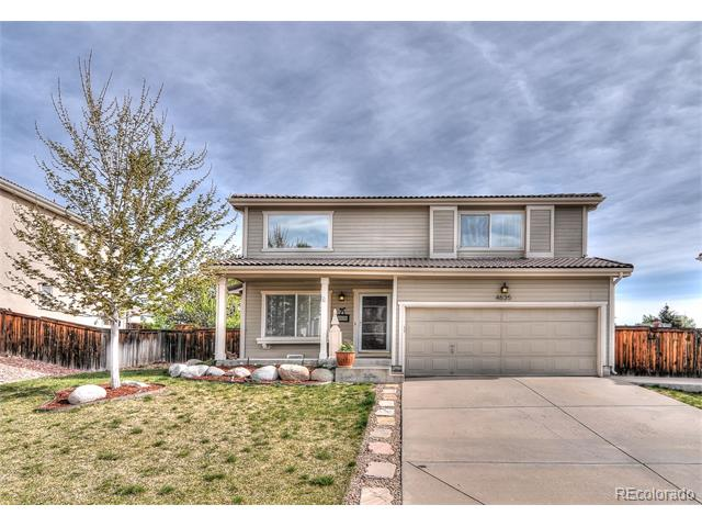 4635 Lyndenwood Circle, Highlands Ranch, CO 80130