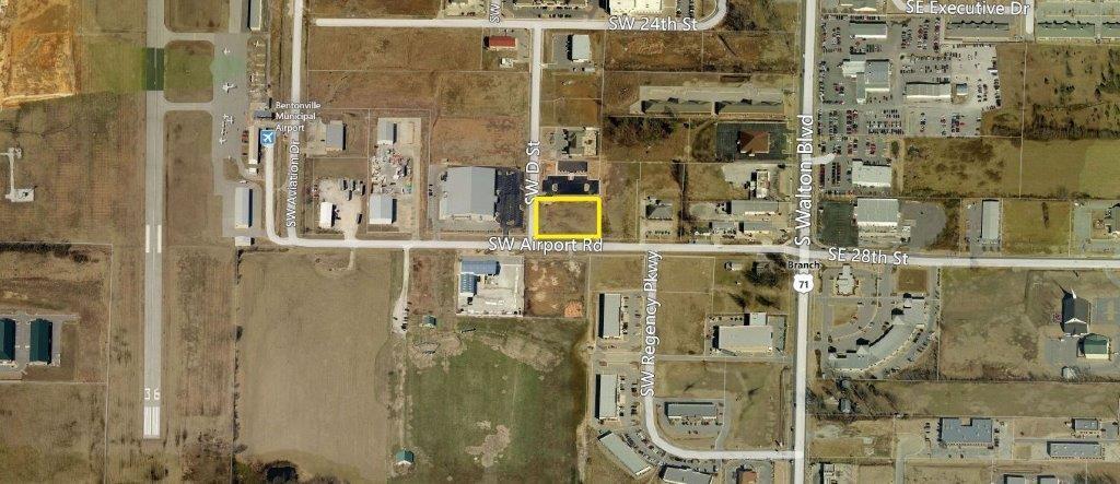 1.16 AC Airport RD, Bentonville, AR 72712