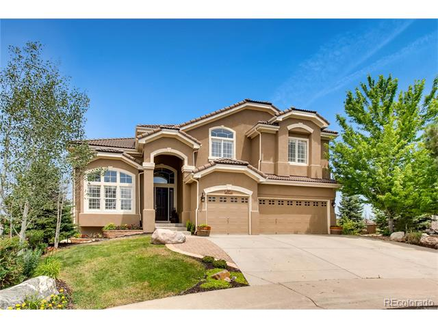 6523 Tapadero Place, Castle Pines, CO 80108