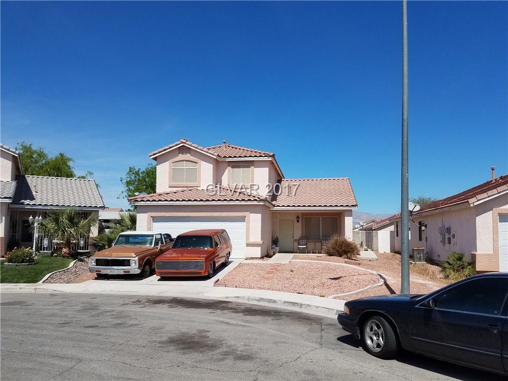 648 POANA Avenue, North Las Vegas, NV 89032