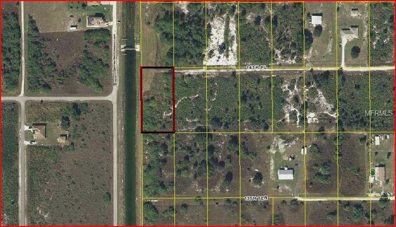 7979 NW 14TH PLACE, LABELLE, FL 33935
