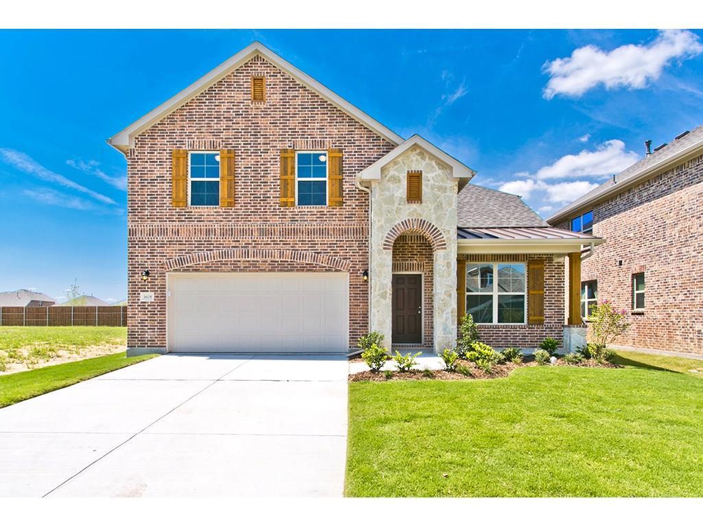1608 Ranch Trail Road, Aubrey, TX 76227