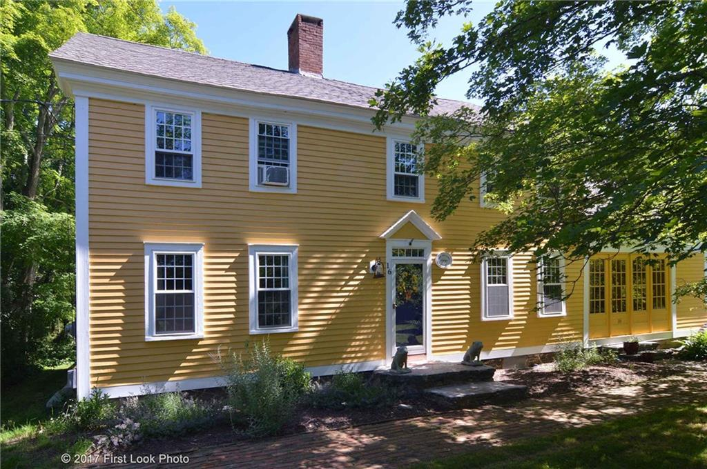 16 Foster Center RD, Foster, RI 02825