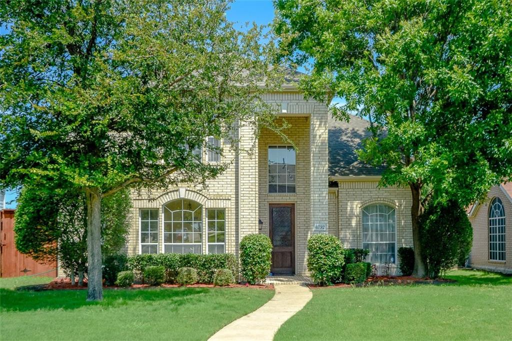 8732 Clearview Court, Plano, TX 75025