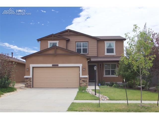 4931 Rabbit Mountain Court, Colorado Springs, CO 80924
