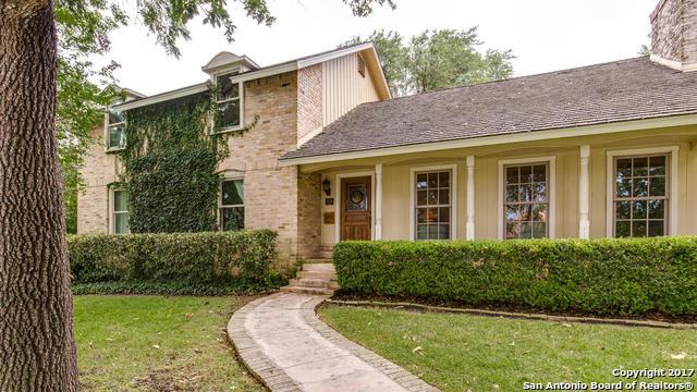 312 ELIZABETH RD, Terrell Hills, TX 78209