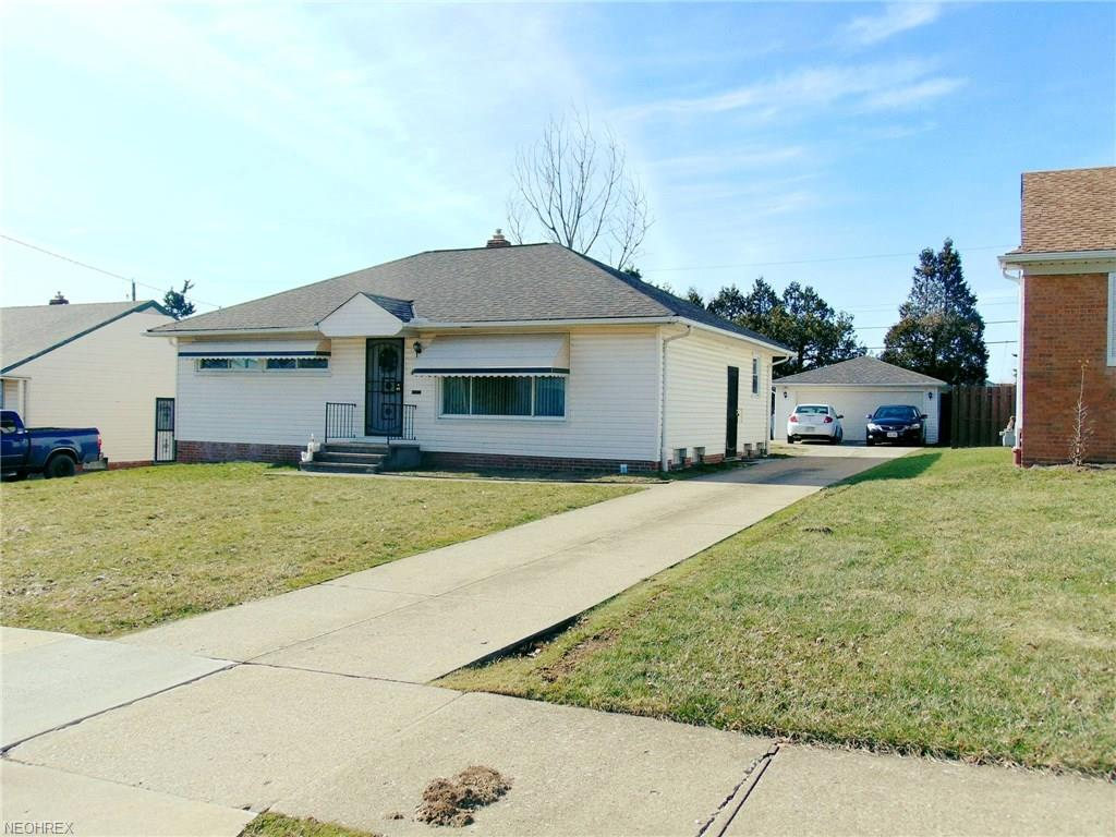 4532 Merrygold Blvd, Warrensville Heights, OH 44128
