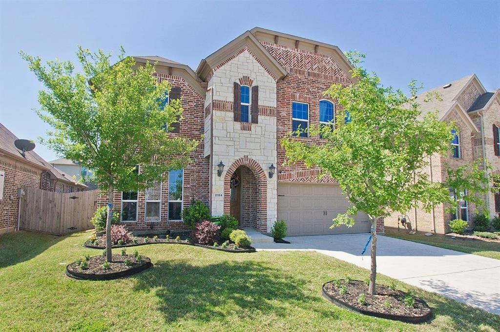 2324 Fountain Gate Drive, Little Elm, TX 75068