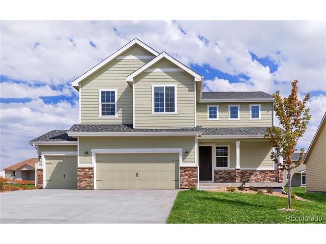 5467 Harbor Town Drive, Elizabeth, CO 80107