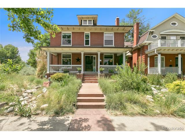2201 N Vine Street, Denver, CO 80205
