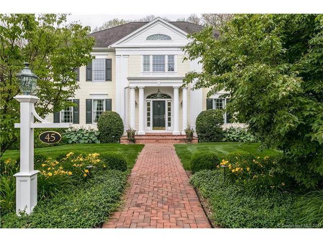 45 Whispering Hollow Ct, Cheshire, CT 06410