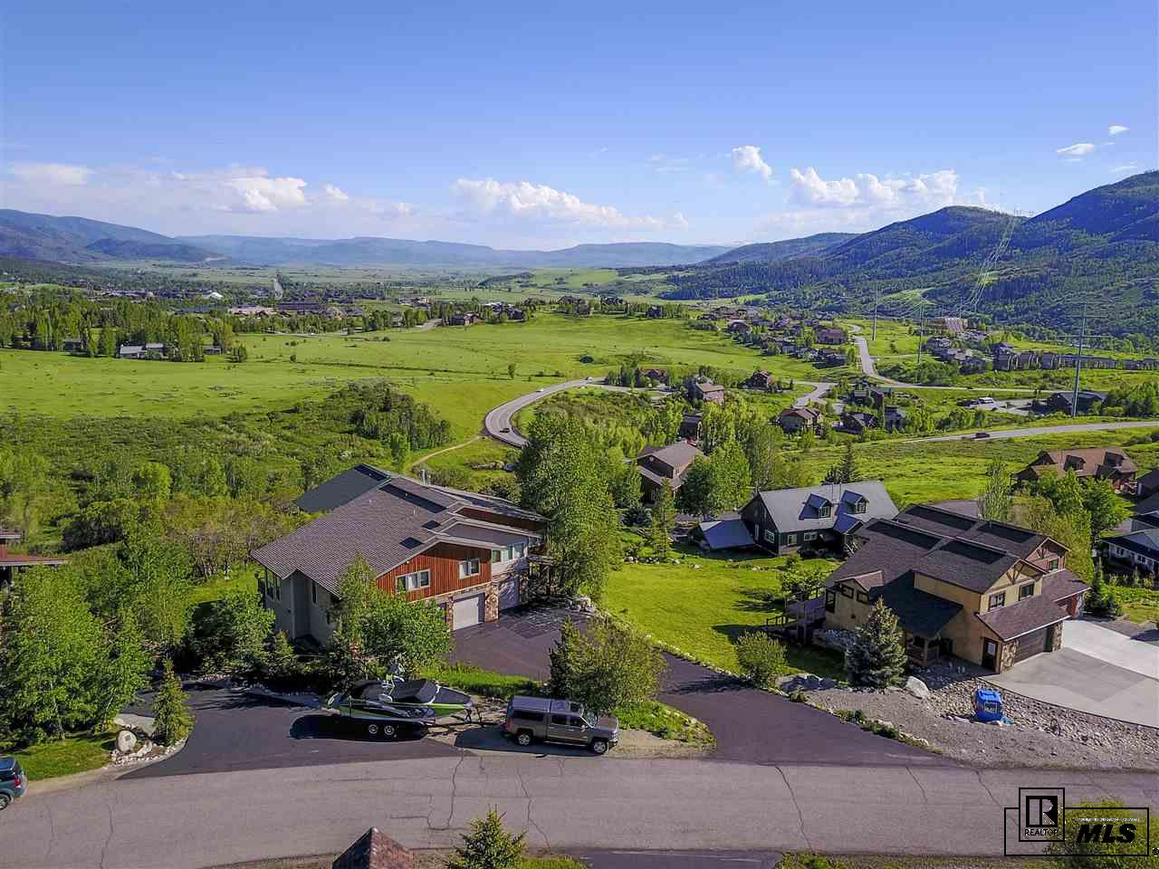 77 Hillside Dr, Steamboat Springs, CO 80487