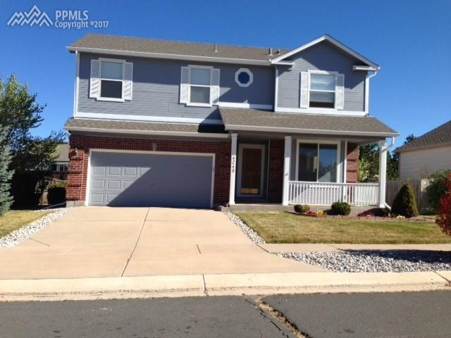 4248 Morning Glory Road, Colorado Springs, CO 80920