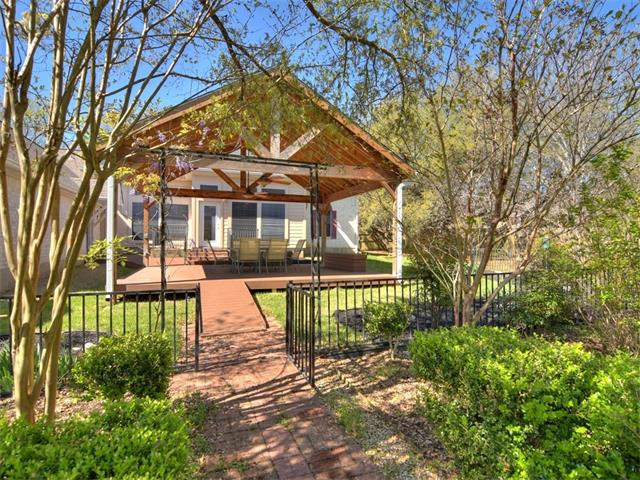 3011 Fountainwood Dr, Georgetown, TX 78633