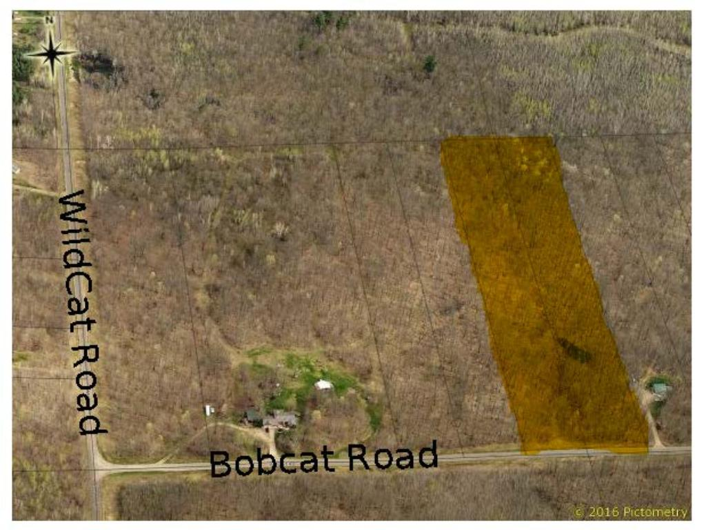 Opportunity to build your dream home on 10 wooded acres, just minutes from Spooner. Bring your own builder and enjoy he privacy and quiet of the north woods setting.