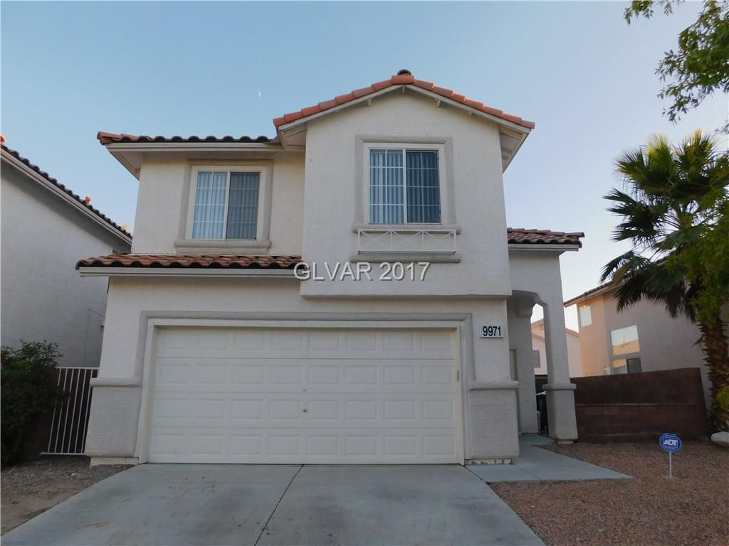 9971 YELLOW CANARY Avenue, Las Vegas, NV 89117