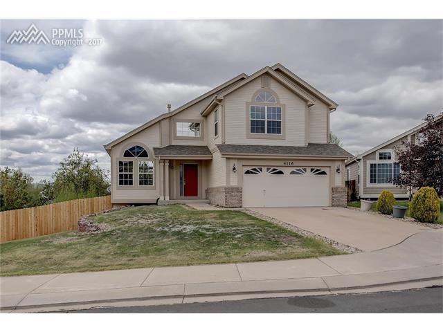 4116 Red Ruby Circle, Colorado Springs, CO 80918