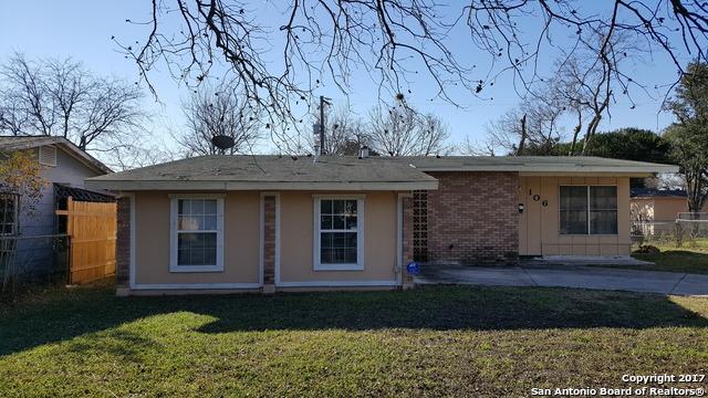 106 CROESUS AVE, San Antonio, TX 78213