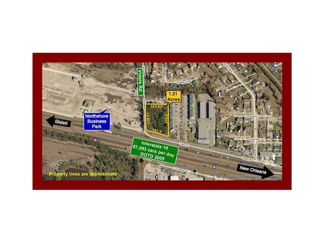 400 VOTERS Road, Slidell, LA 70461