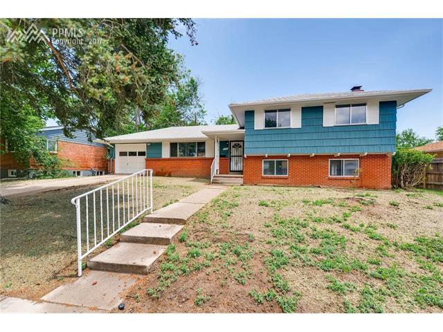 2103 Meyers Avenue, Colorado Springs, CO 80909