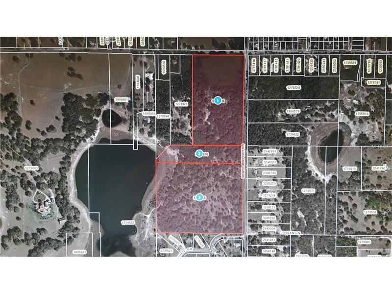 LAKE GRIFFIN/GRAYS AIRPORT RD, LADY LAKE, FL 32159