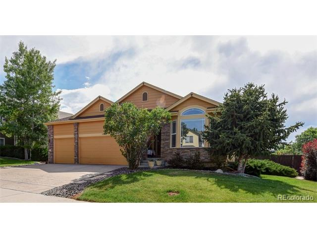 10865 Willow Reed Circle, Parker, CO 80134
