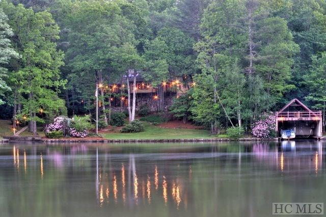 2338 West Club Blvd, Lake Toxaway, NC 28747