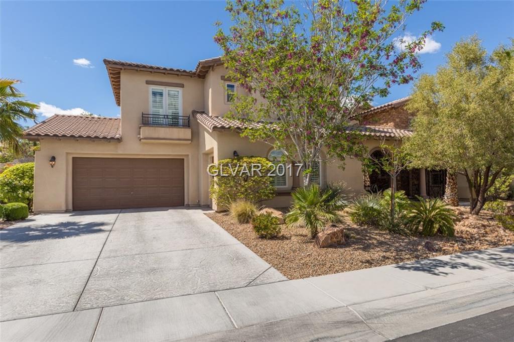 705 CHERVIL VALLEY Drive, Las Vegas, NV 89138