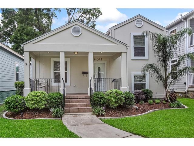 6043 LOUISVILLE Street, New Orleans, LA 70124