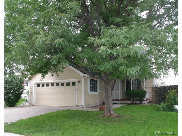 13063 S Bonney Street, Parker, CO 80134