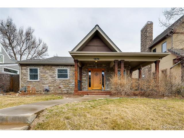 1474 S Milwaukee Street, Denver, CO 80210