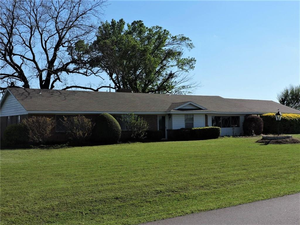 9381 County Road 1540, Ada, OK 74820