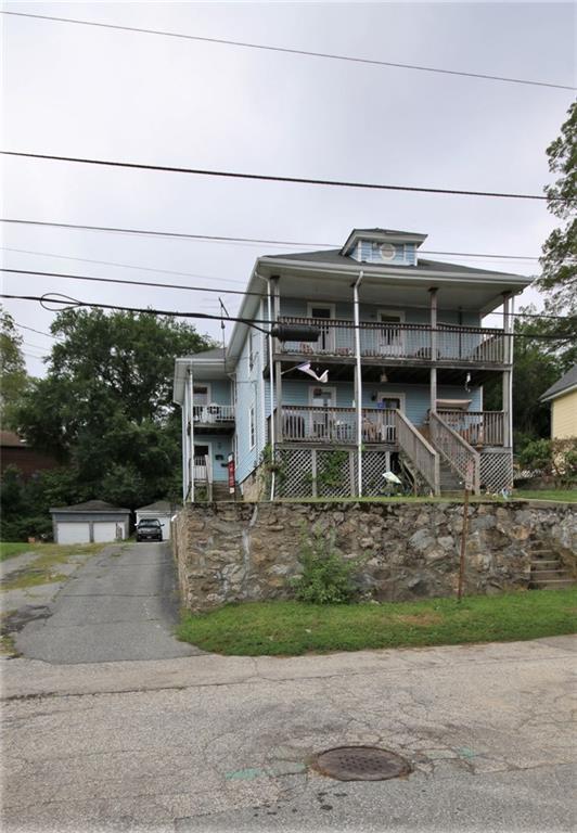 295 Rhode Island AV, Woonsocket, RI 02895