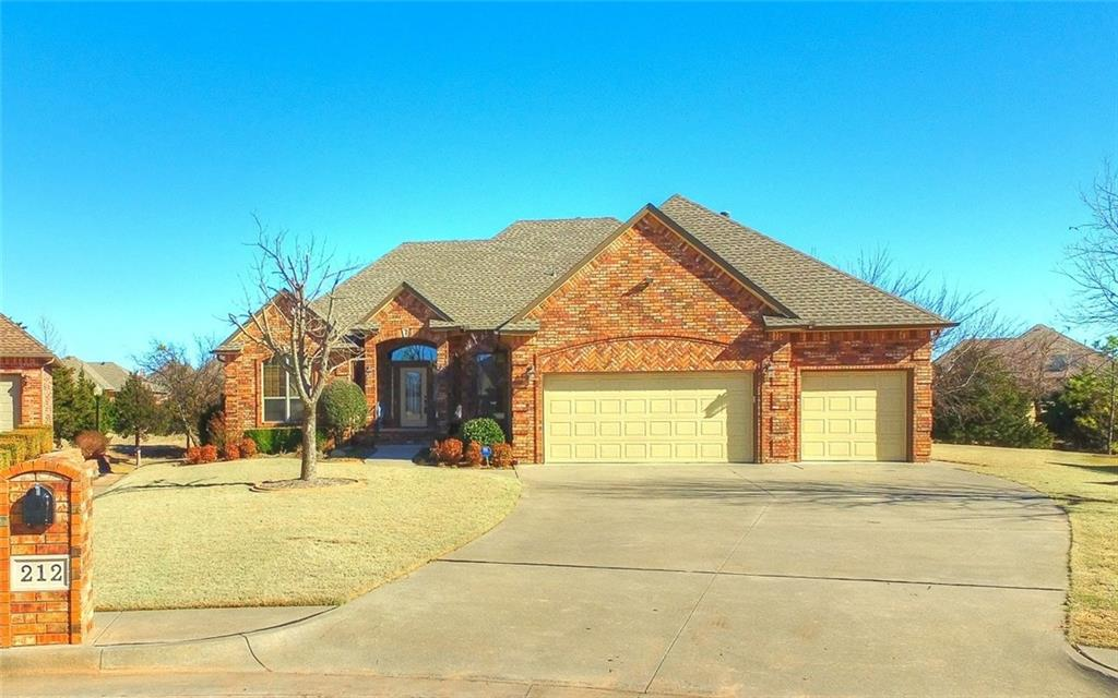 212 S Nelson Drive, Mustang, OK 73064