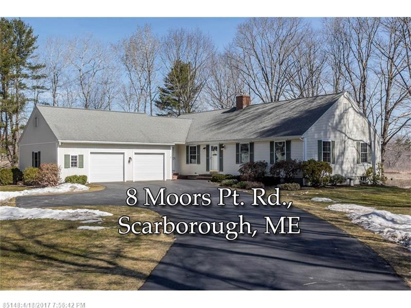8 Moors Point RD , Scarborough, ME 04074