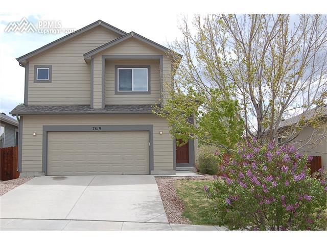 7619 Mountain Laurel Drive, Colorado Springs, CO 80922