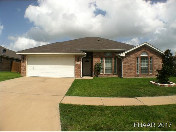 2903 Bachelor Button Boulevard, Killeen, TX 76549