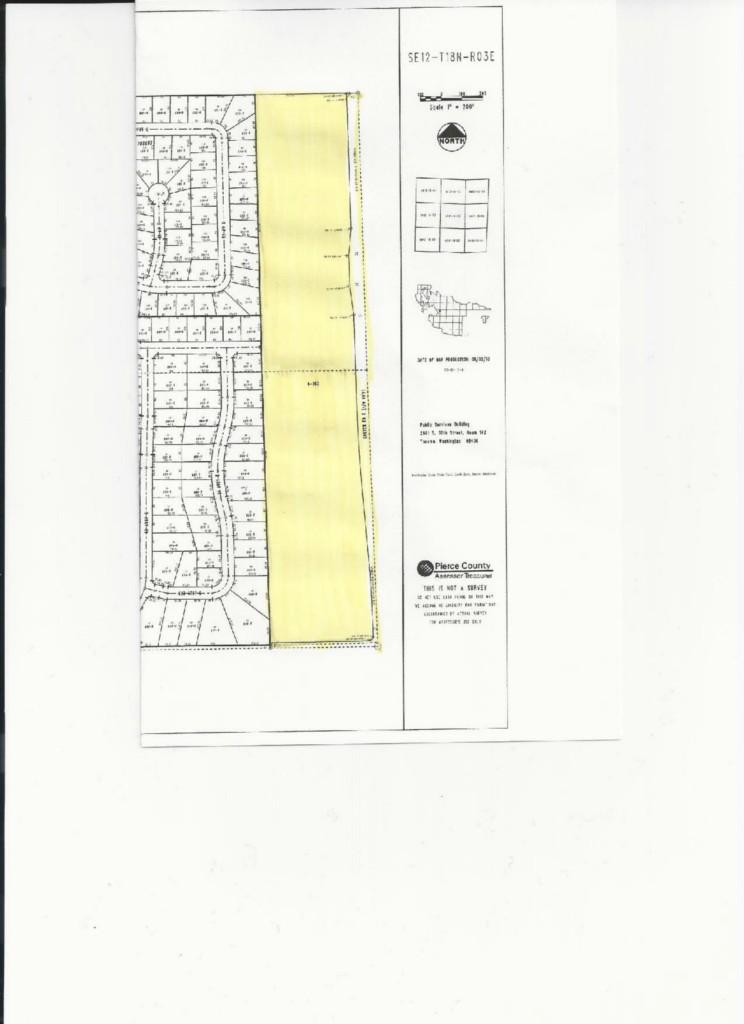 224th St Ct E, Spanaway, WA 98387