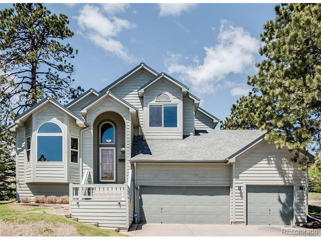 2853 Bergen Hill Drive, Evergreen, CO 80439