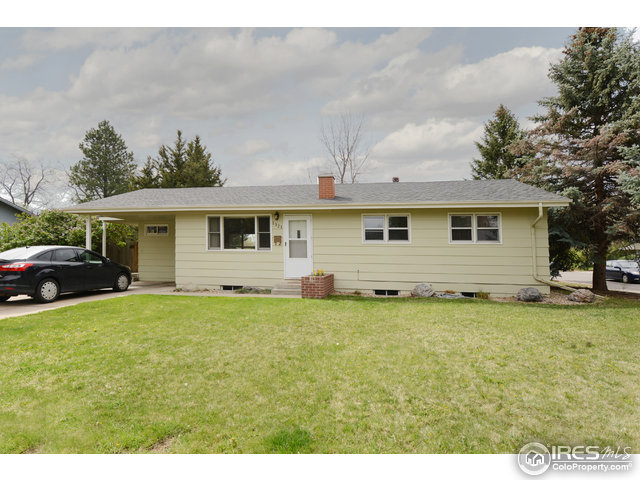 1321 Lakewood Dr, Fort Collins, CO 80521