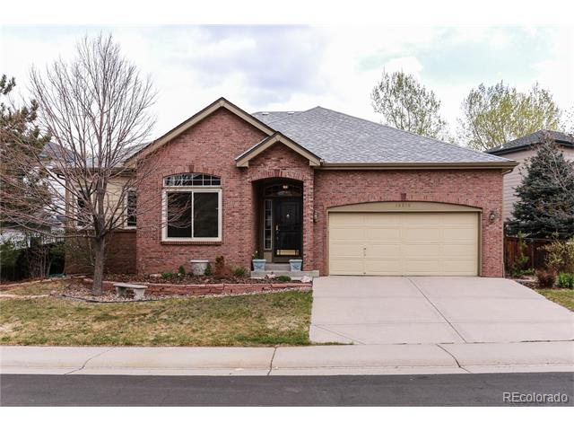 10376 Baneberry Place, Highlands Ranch, CO 80129