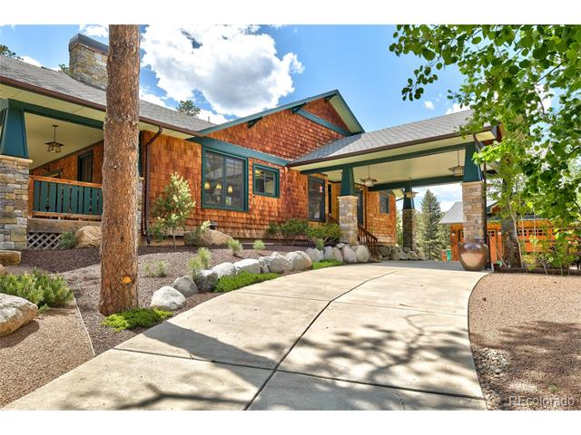 8270 Aspenglow Lane, Cascade, CO 80809