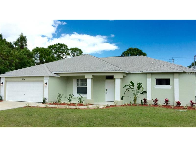 5574 CRUZAN AVENUE, PORT SAINT LUCIE, FL 34986