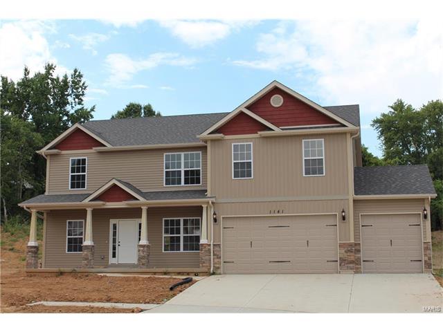1141 Foxwood Estates Drive, Arnold, MO 63010