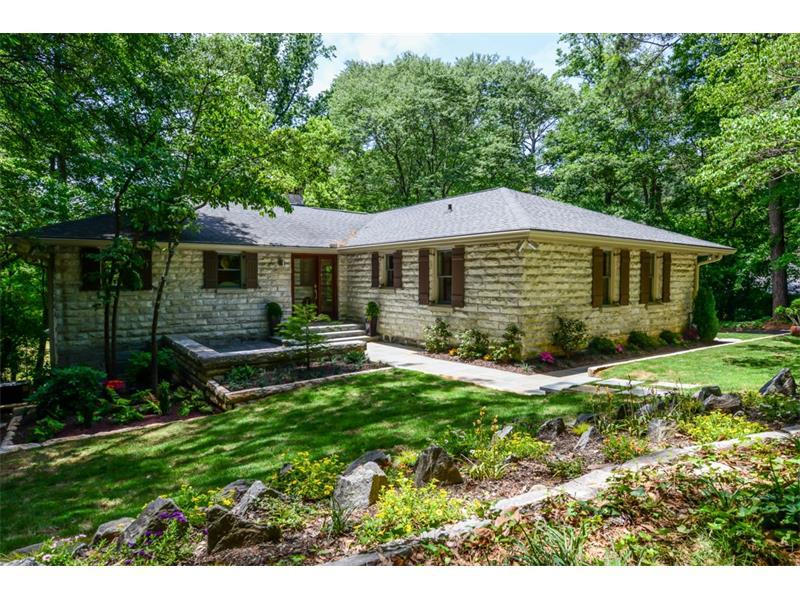 3488 NE Mill Creek Road, Brookhaven, GA 30319