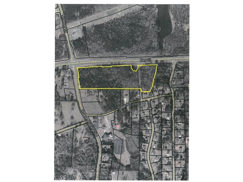 Hwy 20, Cartersville, GA 30121