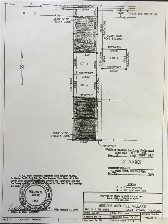 Lot 2 Willard ST, Westville, OK 74965