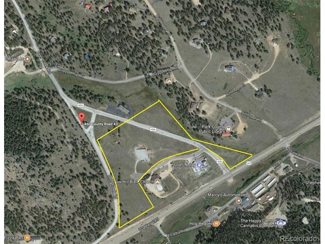 County 43A Road, Bailey, CO 80421